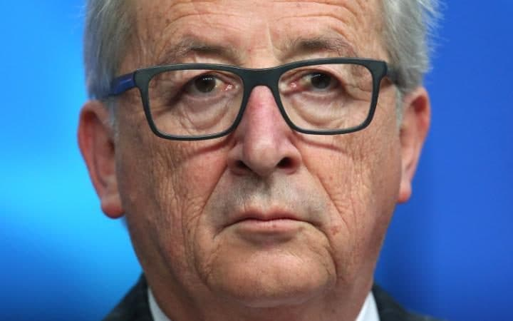 President of the European Commission, Jean-Claude Juncker,