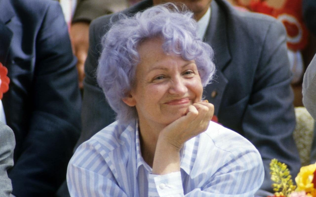 Margot Honecker The Purple Witch Of East Germany Dies