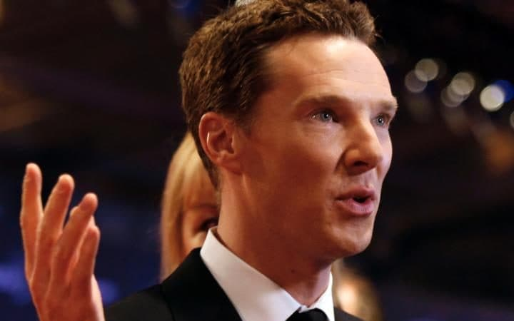 Cumberbatch will produce, as well as star, in the film
