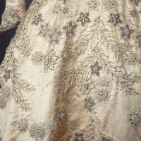 The Queen's wedding and coronation dresses to be displayed ...