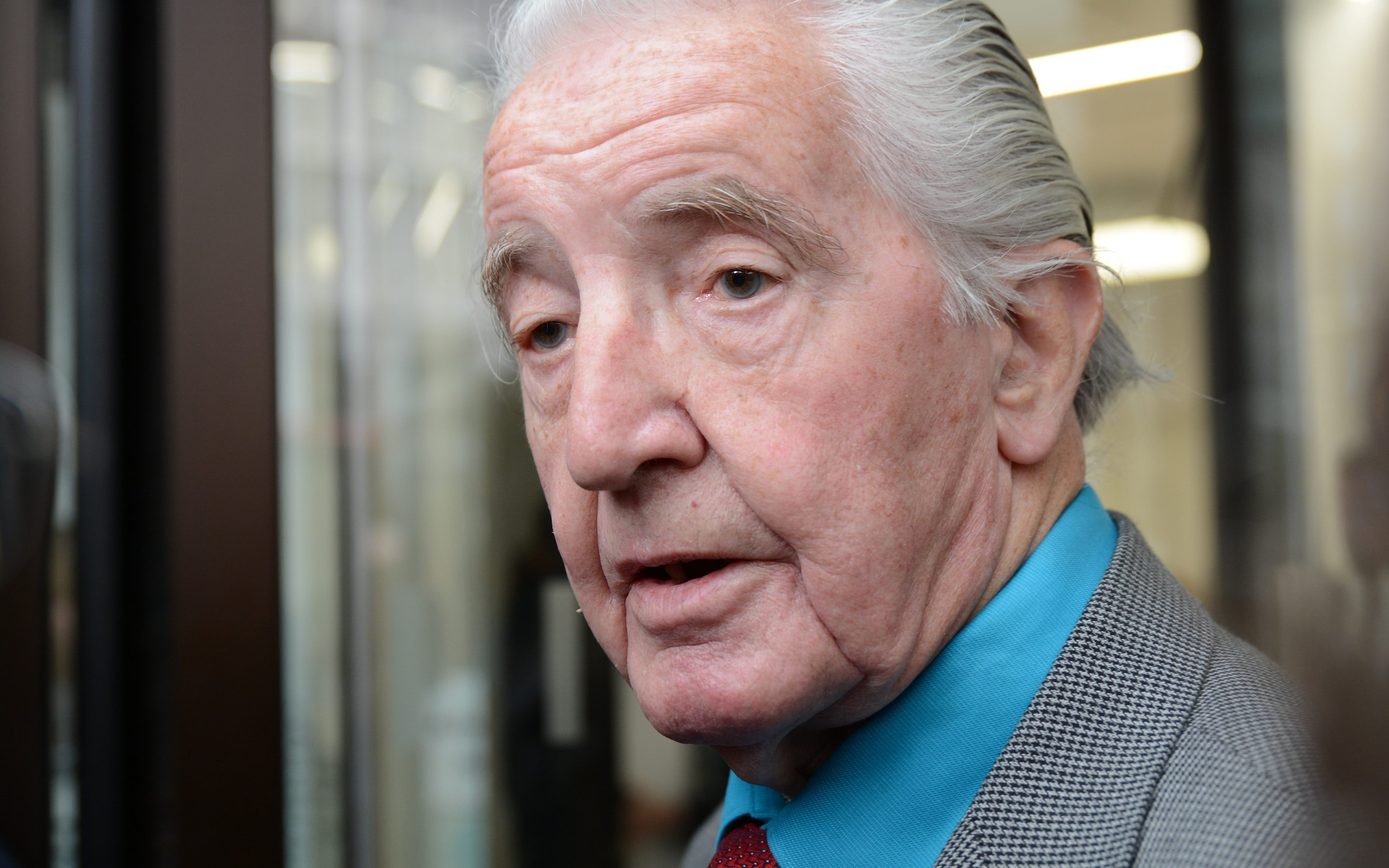 Image result for dennis skinner votes with tories