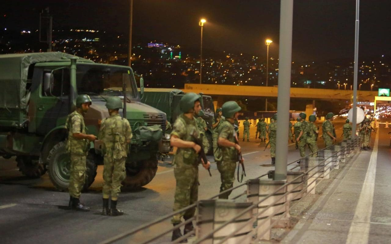 Turkey coup In a country once dominated by generals the