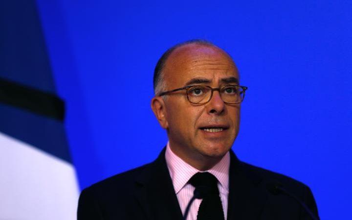 Bernard Cazeneuve, French interior minister