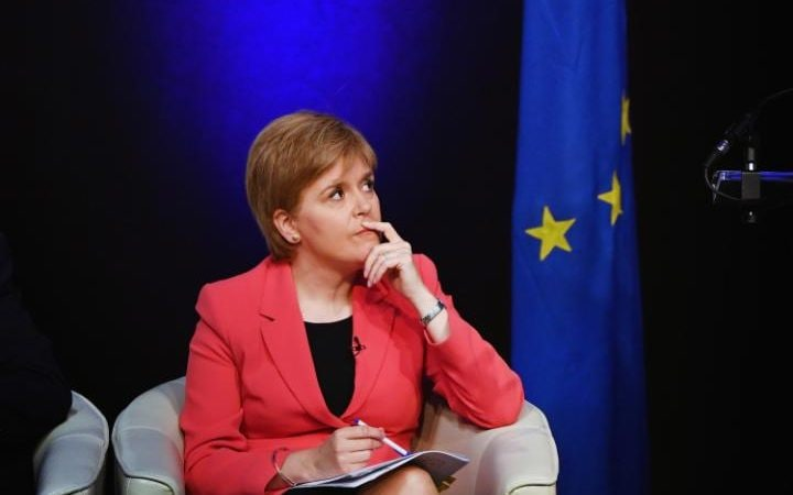 Nicola Sturgeon wants free movement to continue after Brexit