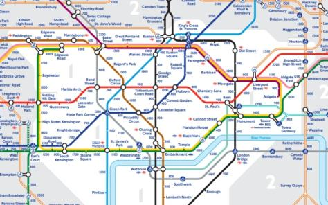 Alternative Walking Steps Tube map download