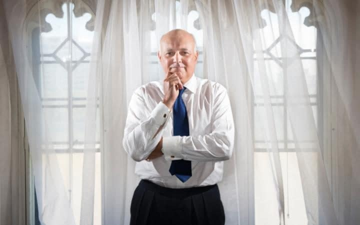 Iain Duncan Smith, former Work and Pensions Secretary, is among the letter's signatories