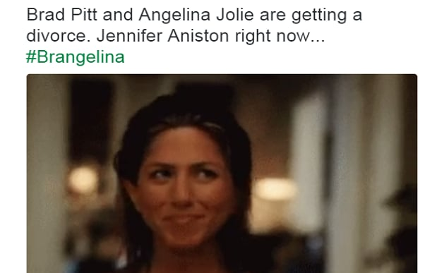 brangelina break up sends