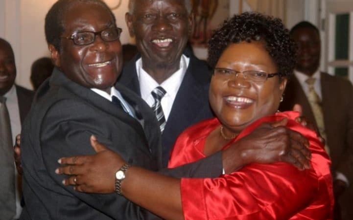 Image result for joice mujuru