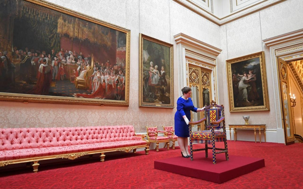 In pictures gifts given to the royal family on display at