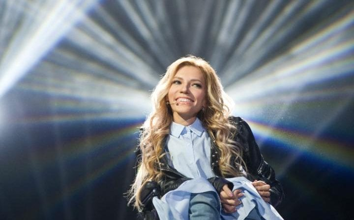 Russian singer Julia Samoylova has also been banned from entering Ukraine