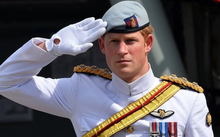 Prince Harry left the British Army in May 2015 after 10 years' service that saw him fight on the front line in Afghanistan twice