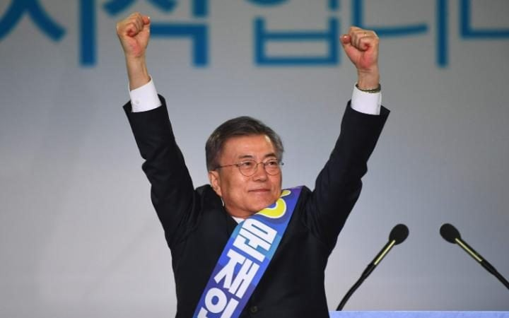 Moon Jae-In,