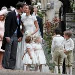 Pippa Middleton & James Matthews' Wedding Photos