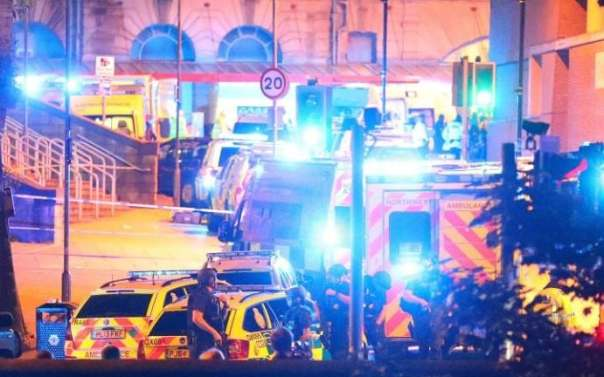 The huge emergency response to the Manchester attack