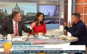 Piers Morgan tears into Tommy Robinson on Good Morning Britain