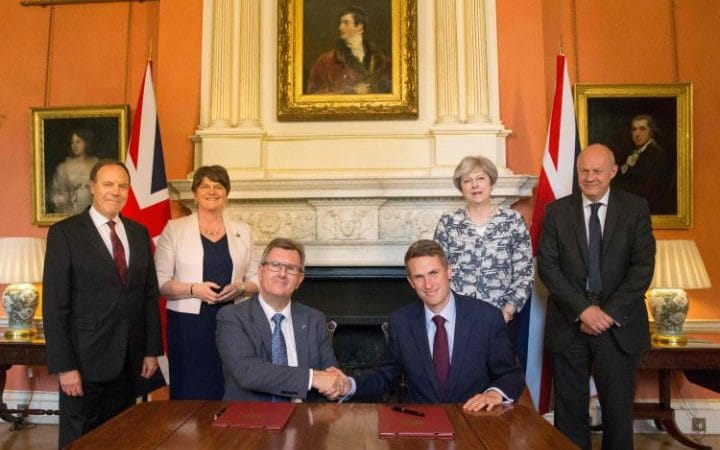 Image result for DUP deal