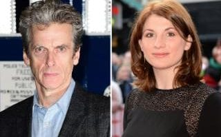 Jodie Whittaker replaces Peter Capaldi