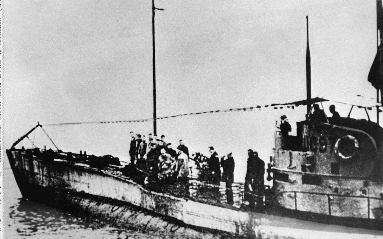 German First World War Submarine Wreck Discovered With 23 Crewmen Still On Board
