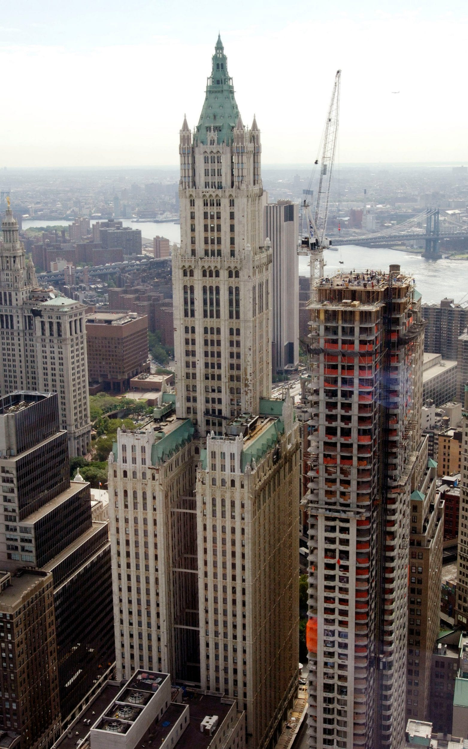 Penthouse in New Yorks Woolworth Building goes on sale