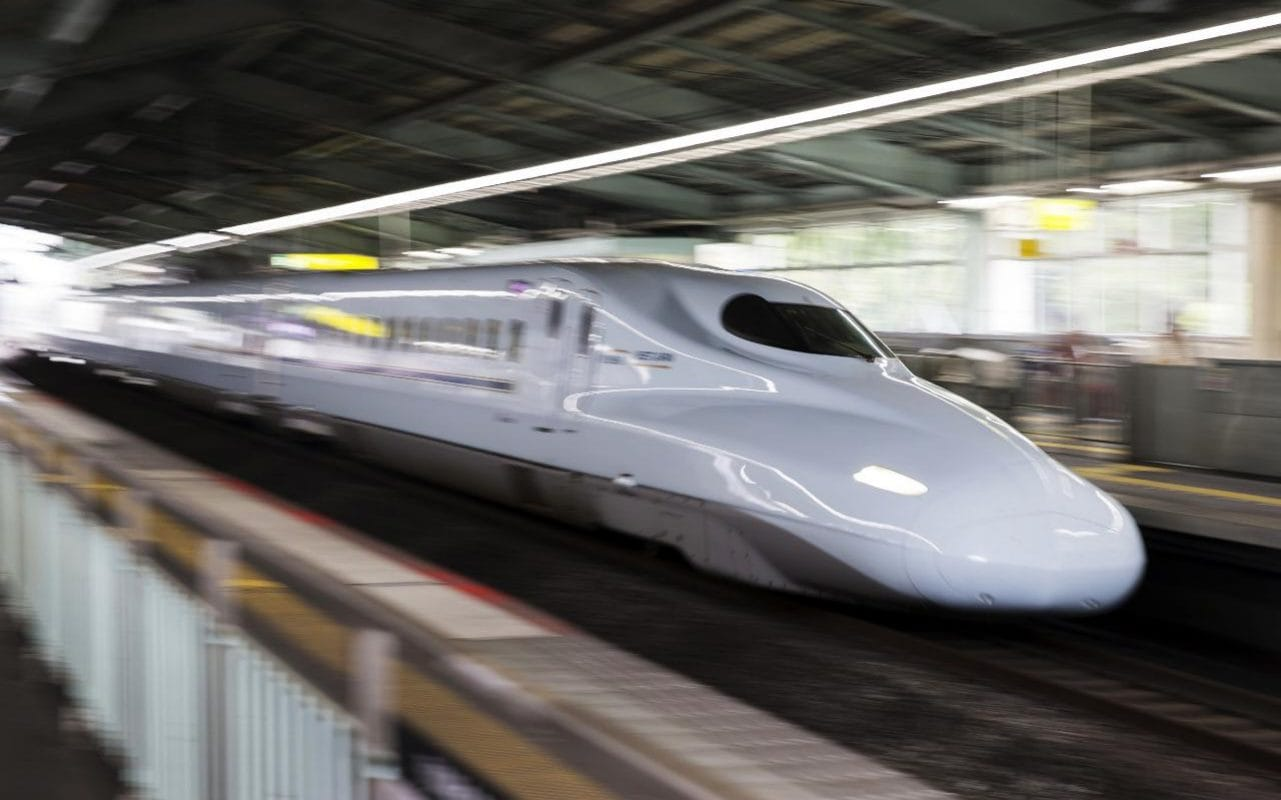 Knife On Japanese Bullet Train Leaves One Dead And Two Injured