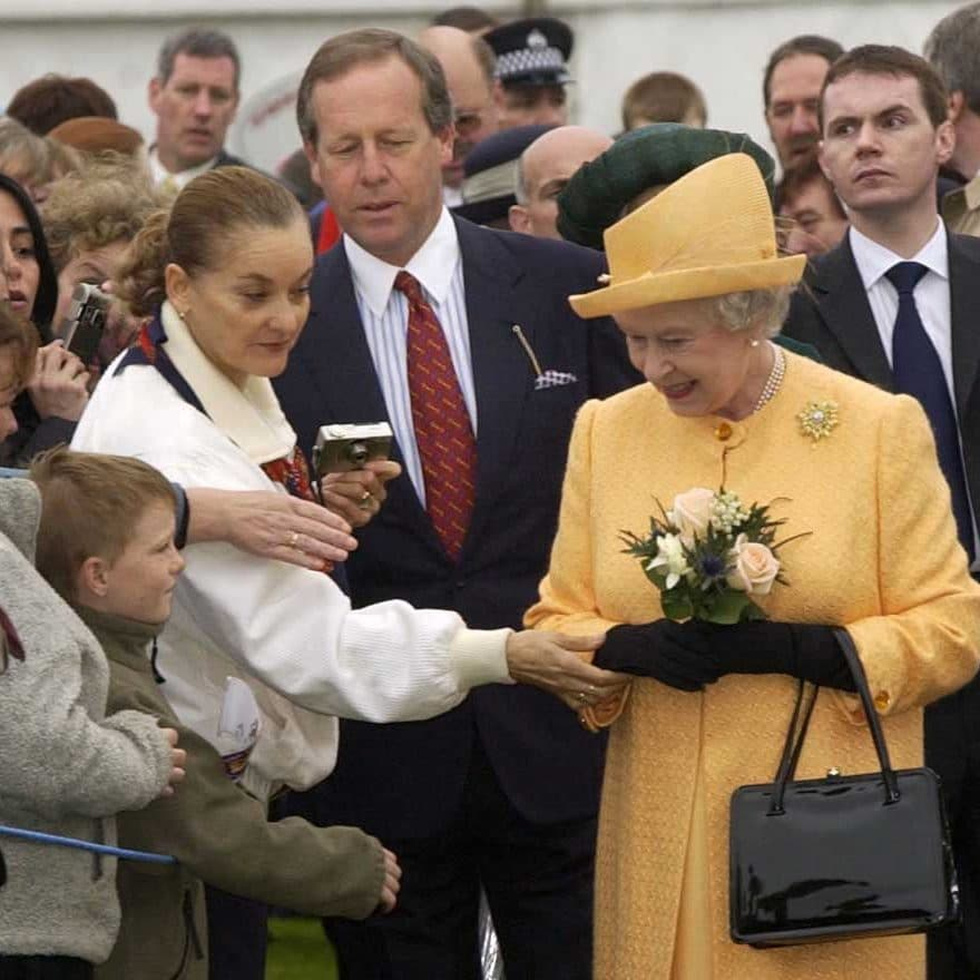 The Queen is said to have expressed concerns following a shake up of royal security