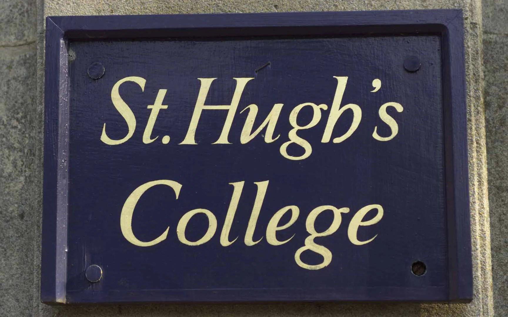 St Hugh's College