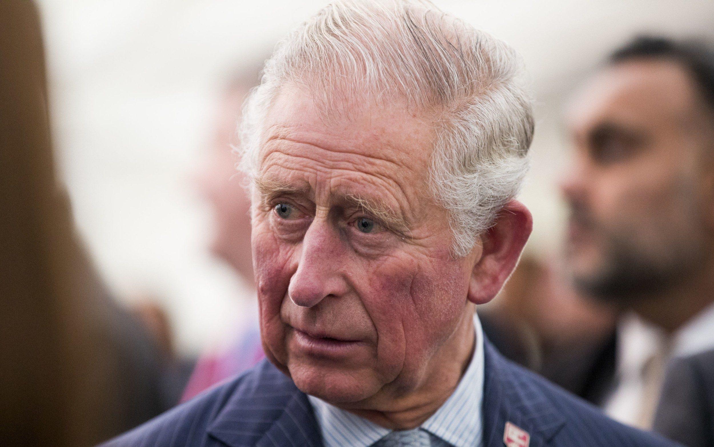 Prince Charles Says Britain Must Eliminate Throwaway