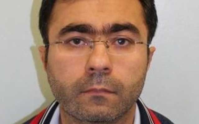 Dr Ehsan Abdi-Jalebi, 37, was stopped by Border Force officers at Heathrow with a £100,000 in cash in a Thorntons Continental chocolate box as he boarded a flight to Tehran in May 2016