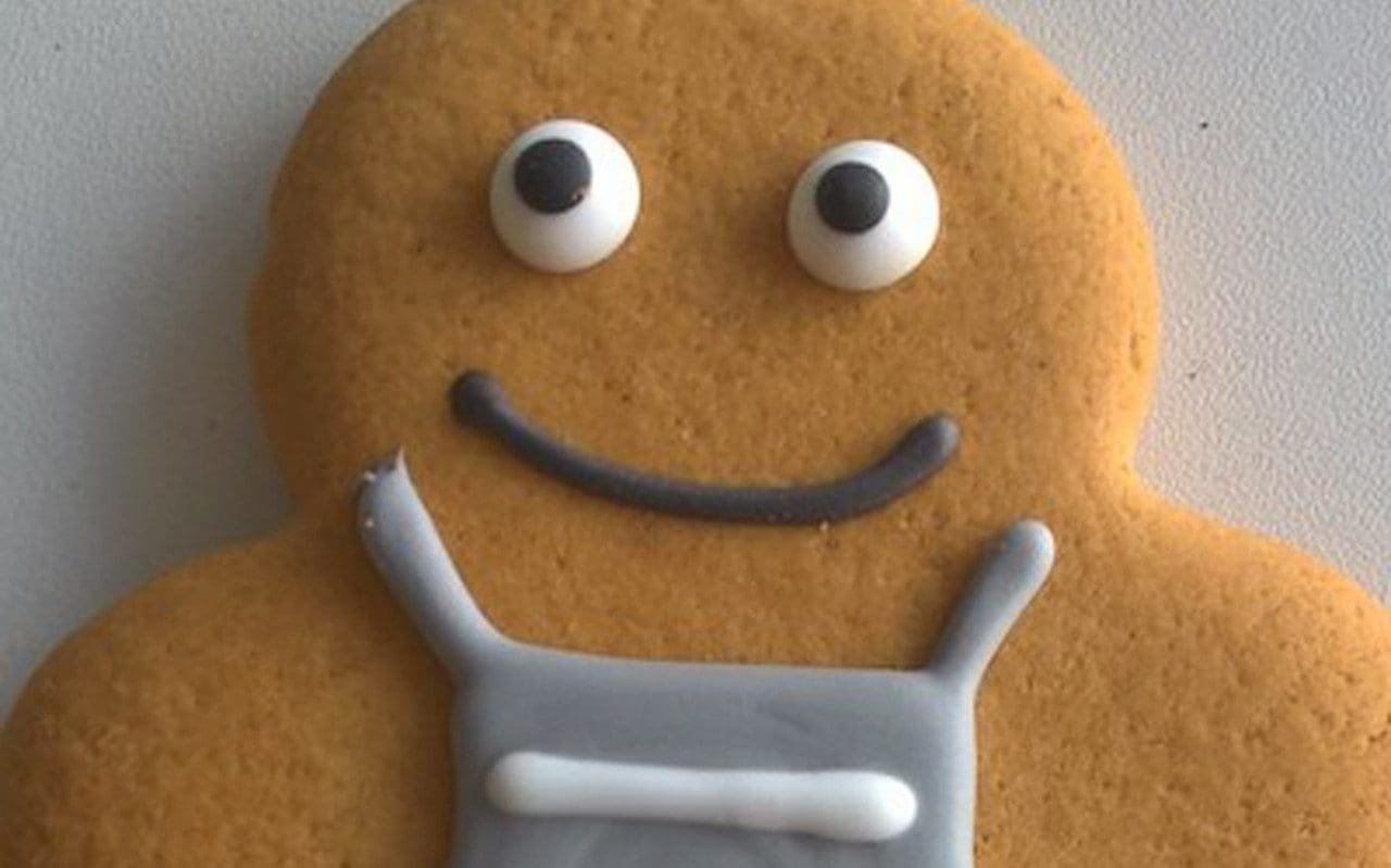 Gender Neutral Gingerbread Person Launched By Supermarket