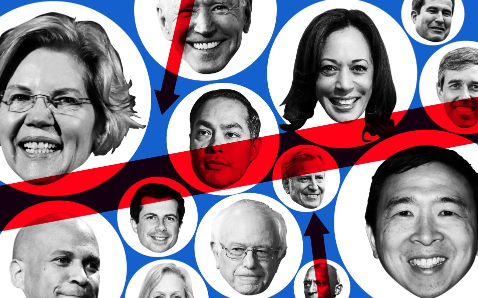 US election Democratic candidates: Contenders for the primaries and 2020 presidential nomination