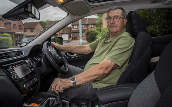 Image result for Retired engineer, 71, spends £30k and still loses