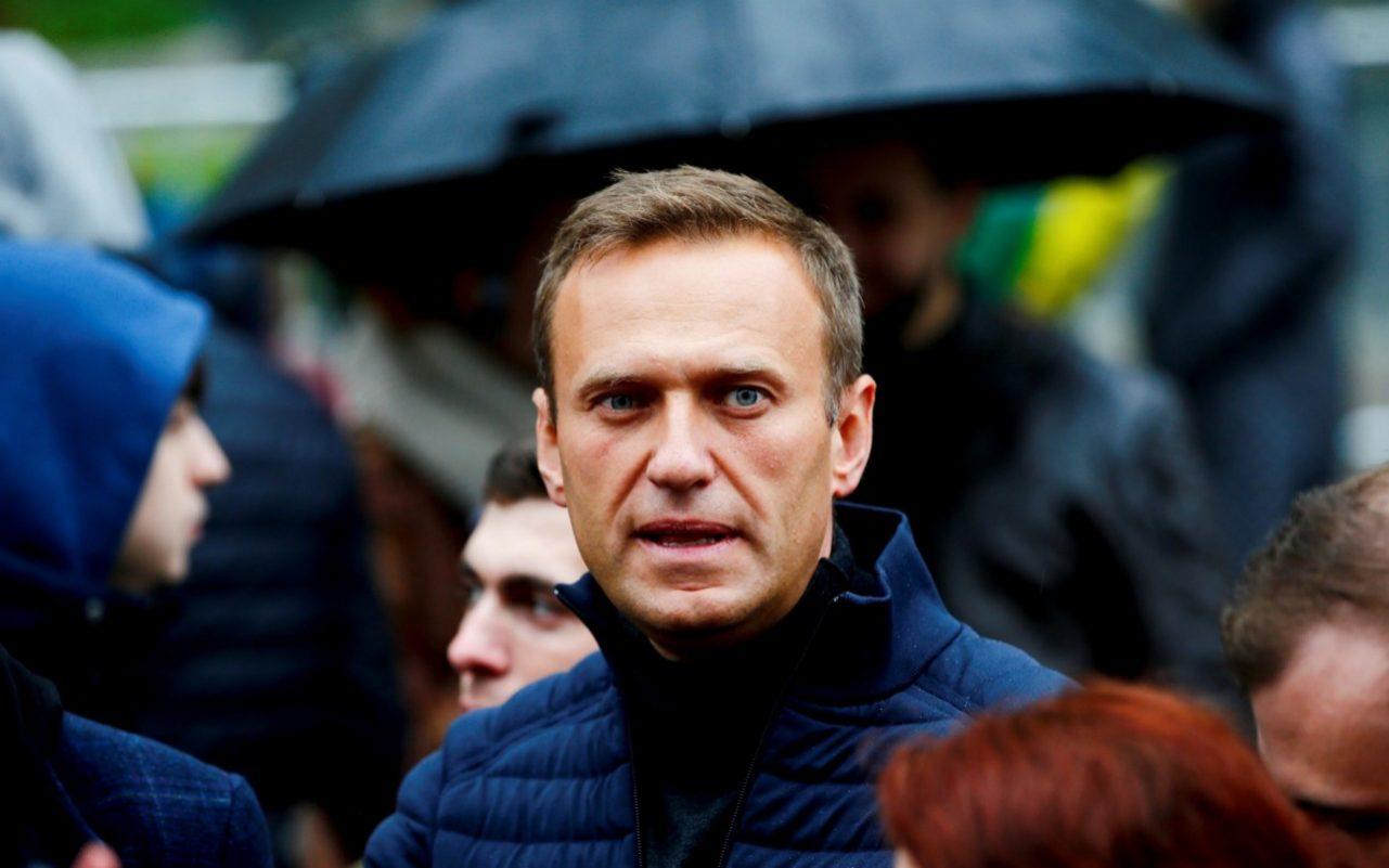 Russia Declares Opposition Leader Alexei Navalny S Anti
