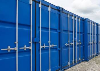 Several groups of African children may have arrived in Belfast in a shipping container