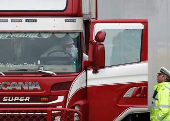 Irish people-smuggling gang at centre of Essex lorry container deaths has been under investigation 'for a yr'