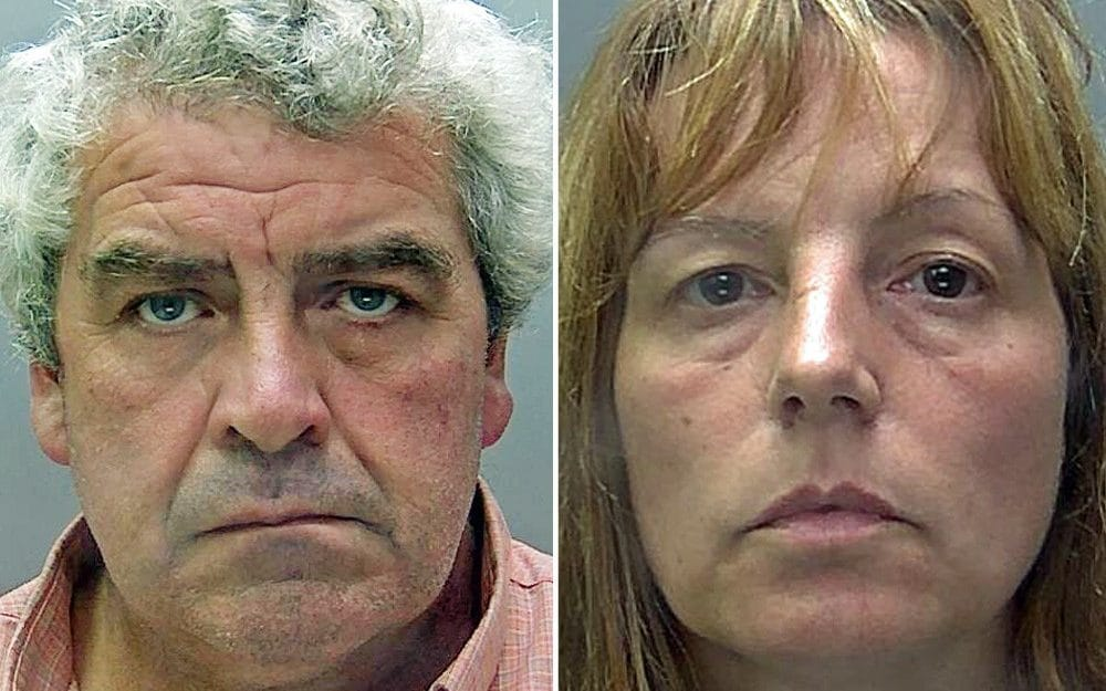 Wife and lover jailed for killing millionaire farmer William Taylor