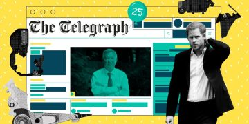 The Telegraph's 25 biggest stories in our first 25 years online