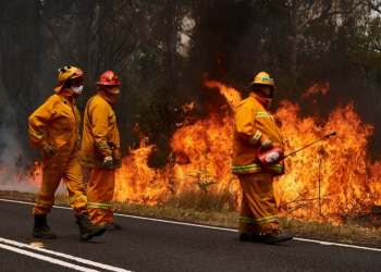 Death toll rises to four in Australian bushfires as 16-year-old accused of deliberately starting blaze