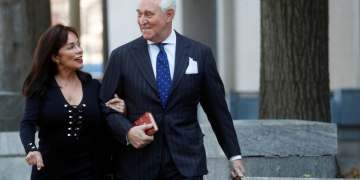 Trump's former adviser Roger Stone found guilty of obstruction of justice and lying to Congress