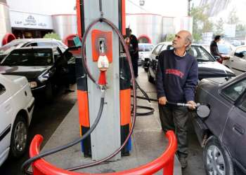 One dead in Iran fuel protest after government hikes pump prices up to 50 per cent