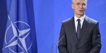 Nato leaders to discuss security threats from China for the first time, says US ambassador