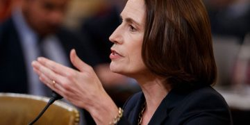 Fiona Hill: The blunt-speaking British miner's daughter who tried to steady Trump