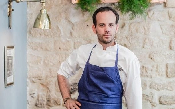 Covent Garden chef invites Centrepoint to his restaurant to train homeless people to be cooks, as he says people on their 'second probability' work harder