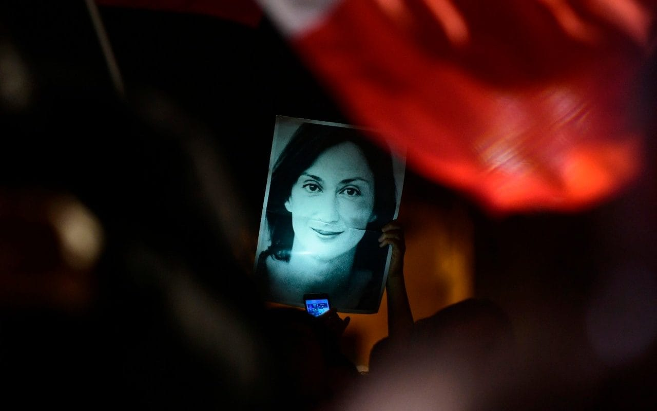 Middleman gives details to Malta court of plot to kill journalist Daphne Caruana Galizia