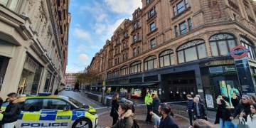 Kings College student stabbed to death outside Harrods was 'totally innocent', police say