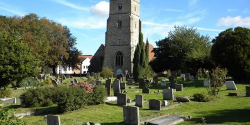 Thieves target 900-year old church and steal charity pot containing less than 200
