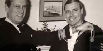Falklands veteran to have medals returned after being stripped of honours for 'being bisexual'