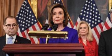 Democrats unveil two articles of impeachment against Donald Trump