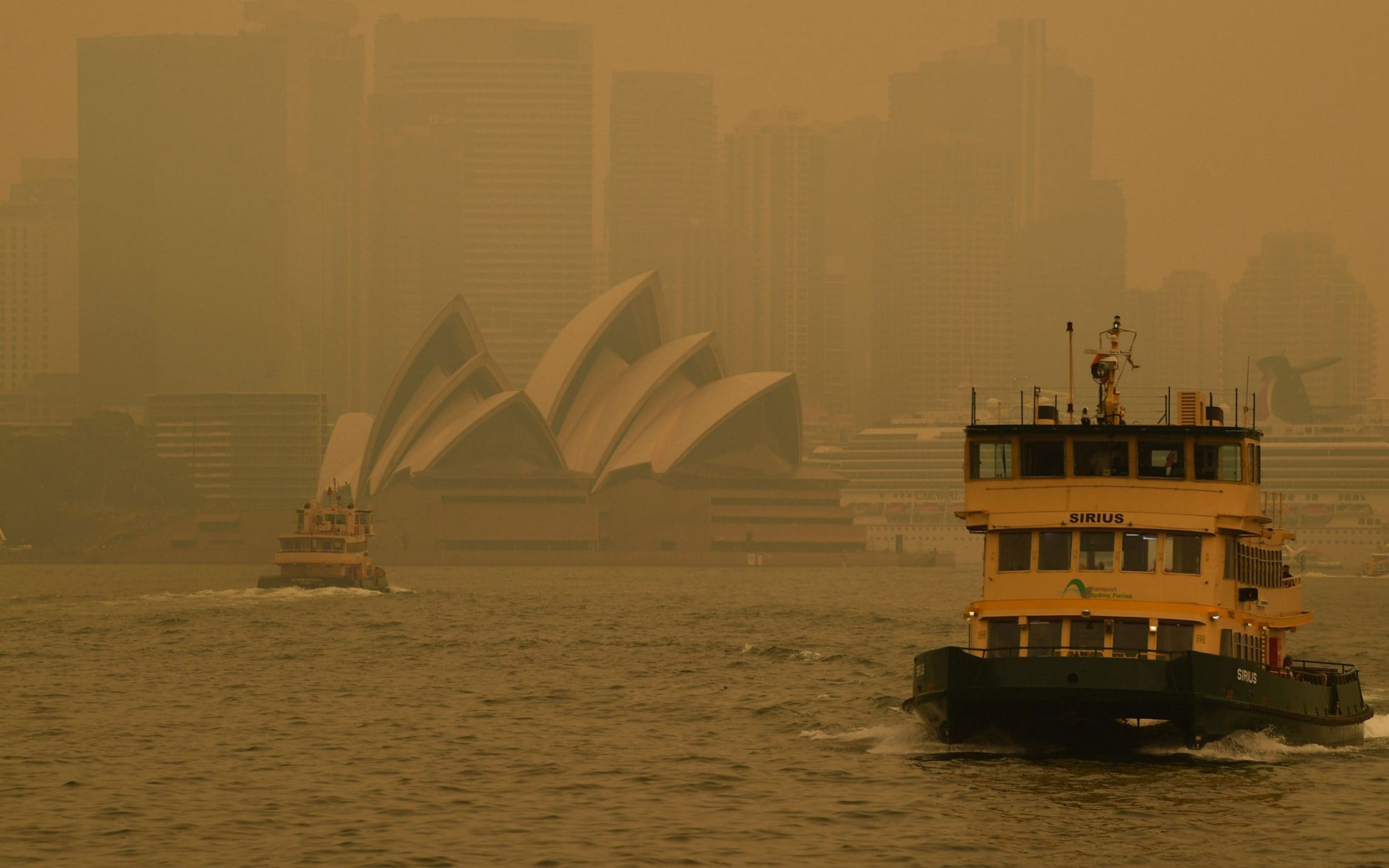 Australia Fires State Of Emergency Declared After Hottest