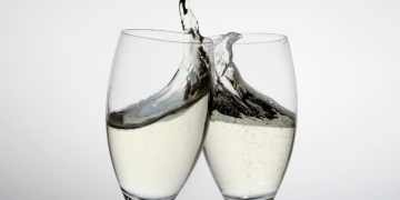 Bubble bursts for sparkling wine as sales fall for first time in decade