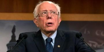 Trump claims impeachment trial is a Democrat ploy to stop Bernie Sanders